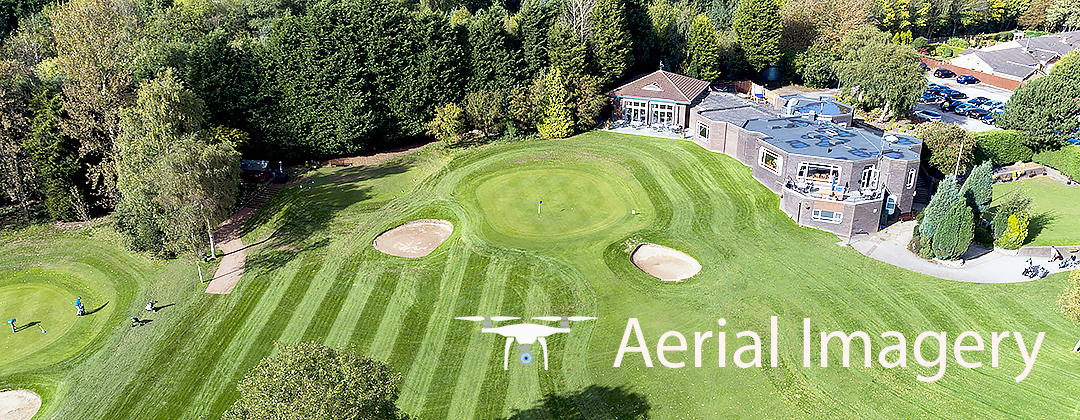 Golf-Coures-Aerial-Imagery-Mickleover-Golf-Club